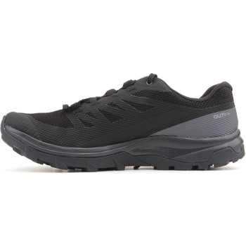 Shoes Men Running shoes Salomon Outline Gtx Black
