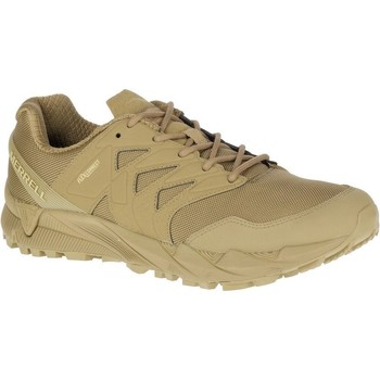 Shoes Women Derby Shoes & Brogues Merrell Agility Peak Tactical Beige