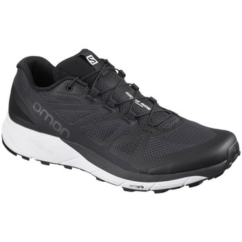 Shoes Men Running shoes Salomon Sense Ride Black