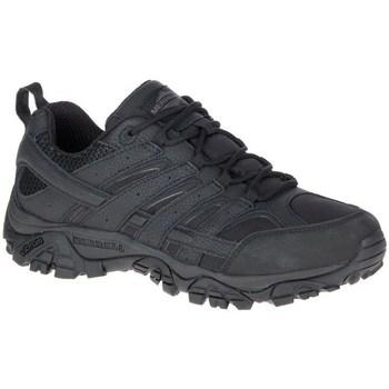 Shoes Men Derby Shoes & Brogues Merrell Moab 2 Tactical Black
