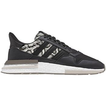 Shoes Men Low top trainers adidas Originals ZX 500 RM Black