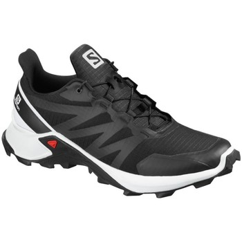 Shoes Men Low top trainers Salomon Supercross Black