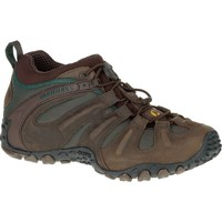 Shoes Men Walking shoes Merrell Chameleon II Stretch Brown
