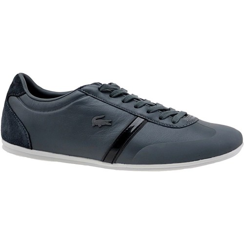 Shoes Men Low top trainers Lacoste Mokara 416 Graphite