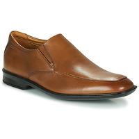 Shoes Men Derby Shoes Clarks BENSLEY STEP Brown