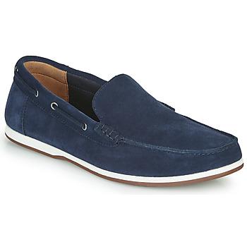 Shoes Men Boat shoes Clarks MORVEN SUN Marine