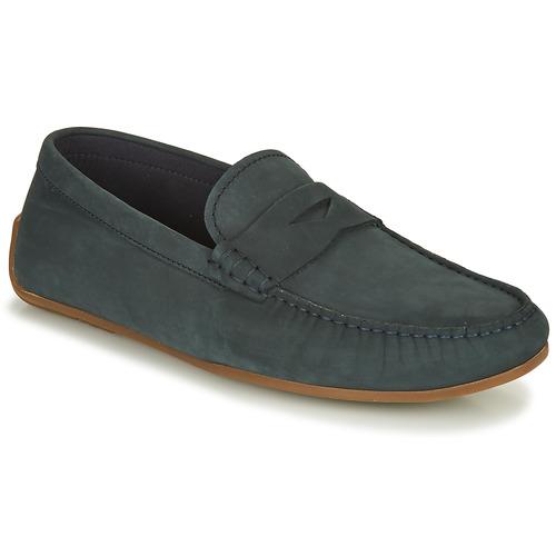 Shoes Men Loafers Clarks REAZOR PENNY Marine