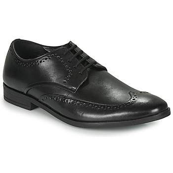 Shoes Men Derby Shoes Clarks STANFORD LIMIT Black