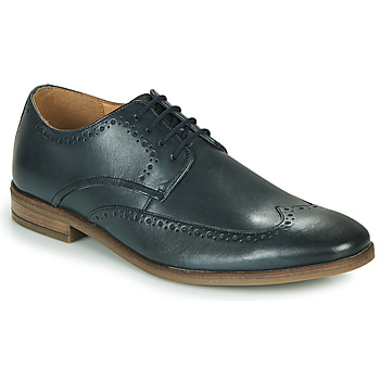 Shoes Men Derby Shoes Clarks STANFORD LIMIT Marine