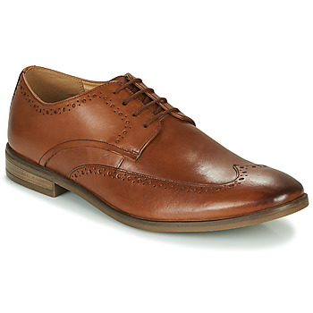 Shoes Men Derby Shoes Clarks STANFORD LIMIT Brown