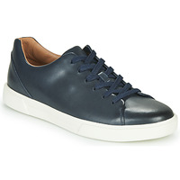 Shoes Men Low top trainers Clarks UN COSTA LACE Marine