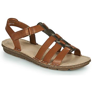 Shoes Women Sandals Clarks BLAKE JEWEL Camel
