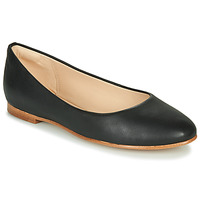 Shoes Women Flat shoes Clarks GRACE PIPER Black