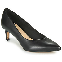 Shoes Women Heels Clarks LAINA55 COURT Black