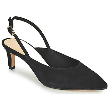 Shoes Women Heels Clarks LAINA55 SLING Black