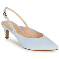 Shoes Women Heels Clarks LAINA55 SLING Blue