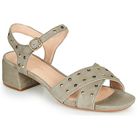 Shoes Women Sandals Clarks SHEER35 STRAP Taupe