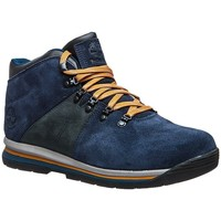 Shoes Men Walking shoes Timberland GT Rally Mid Navy blue