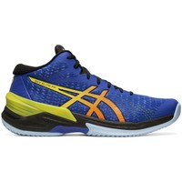 Shoes Men Multisport shoes Asics Sky Elite FF MT 400 Black, Blue, Yellow