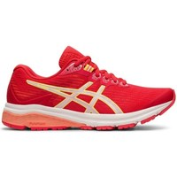 Shoes Women Running shoes Asics GT1000 8 Red,Orange
