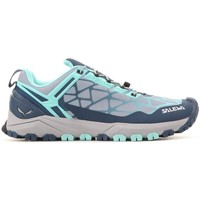 Shoes Women Derby Shoes & Brogues Salewa WS Multi Track Grey,Blue,Light blue