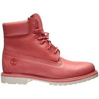 Shoes Women Hi top trainers Timberland 6 Inch Premium Pink