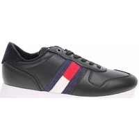 Shoes Women Derby Shoes & Brogues Tommy Hilfiger EN0EN00658 Black