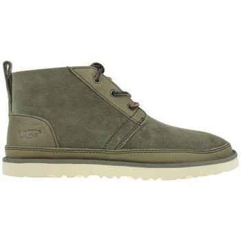 Shoes Men Mid boots UGG Neumel Unlined Leather Green