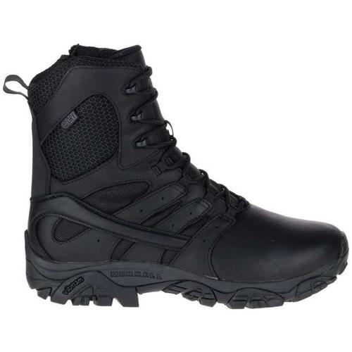 Shoes Men Walking shoes Merrell Moab 2 8 Response WP Black