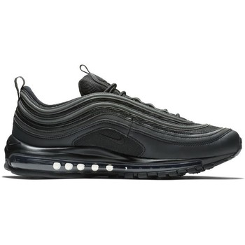 Shoes Men Low top trainers Nike Air Max 97 Black