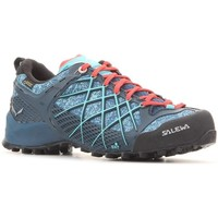 Shoes Women Derby Shoes & Brogues Salewa WS Wildfire Blue,Navy blue