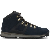 Shoes Men Walking shoes Timberland GT Scramble Mid Black