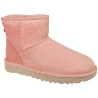 Shoes Women Snow boots UGG Classic Mini II Pink