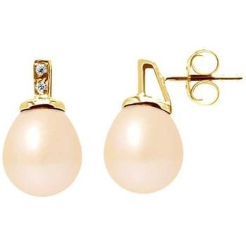 Watches & Jewellery  Women Earrings Blue Pearls BPS K630 W Multicolored