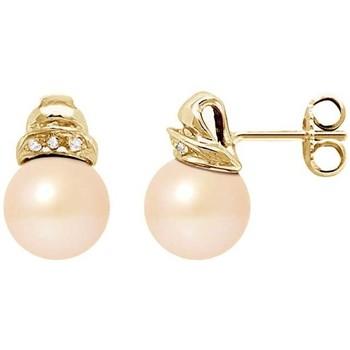 Watches & Jewellery  Women Earrings Blue Pearls BPS K629 W Multicolored