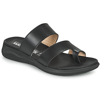 Shoes Women Flip flops Wonders  Black