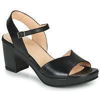 Shoes Women Sandals Wonders  Black