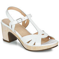 Shoes Women Sandals Wonders  White