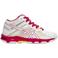 Shoes Women Hi top trainers Asics Gelbeyond 5 MT White, Red