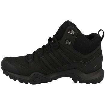 Shoes Men Walking shoes adidas Originals Terrex Swift R2 Mid Gtx Black
