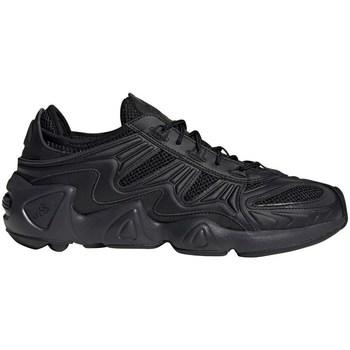 Shoes Men Low top trainers adidas Originals Fyw S 97 Black