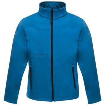 Clothing sweaters Professional Octagon II Printable 3 Layer Membrane Softshell Jacket Blue Blue