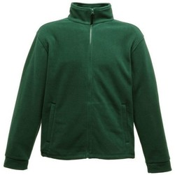 Clothing Men Fleeces Professional Classic Full Zip Fleece Green Green