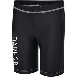 Clothing Children Shorts / Bermudas Dare 2b Cycling Shorts Technical REPRISE Black