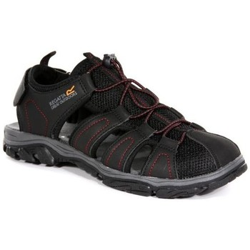 Shoes Men Outdoor sandals Regatta WESTSHORE II Sandals Black Classic Red Black Black