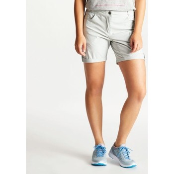Clothing Women Shorts / Bermudas Dare 2b Melodic II Multi Pocket Walking Shorts Grey Grey