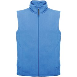 Clothing Men coats Professional Micro Fleece Body Warmer Blue Blue