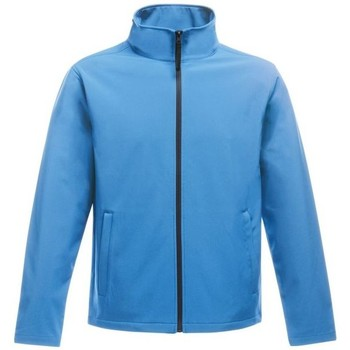 Clothing Sweaters Professional ABLAZE Printable Softshell Jacket Blue