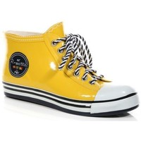 Shoes Women Wellington boots Regatta LADY GALA Wellingtons Fiery Coral Yellow Yellow