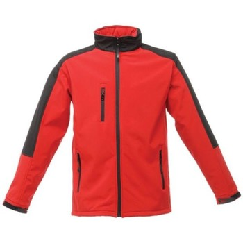 Clothing Men Jackets Professional HYDROFORCE Waterproof Softshell Jacket Red